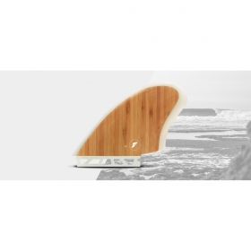 AILERONS DE SURF TWIN K1 BAMBOO