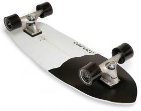 SURFSKATE BLACK TIP C7