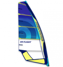 VOILE DE WINDSURF V8 FLIGHT 2021