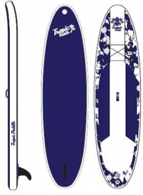 STAND UP GONFLABLE HIBISCUS 10'5