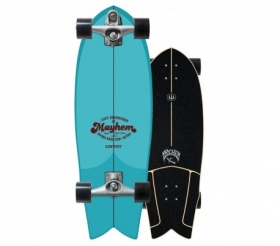 SURFSKATE LOST ROUND NOSE FISH RETRO 29
