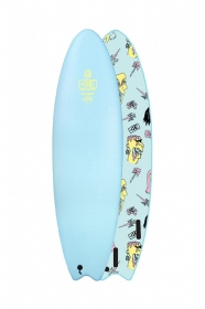 PLANCHE DE SURF MOUSSE EZY RIDER.